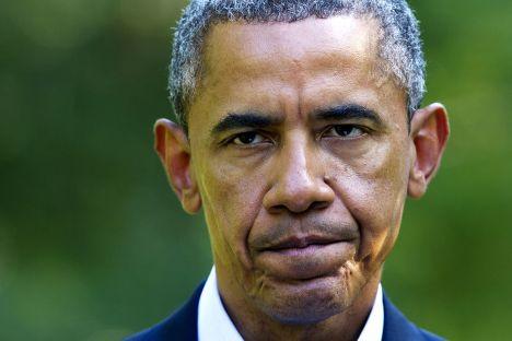 Барак Обама говорит о ситуации в Ираке