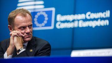 Дональд Туск — пассионарий во главе ЕС