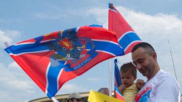 Путин перестал говорить о «Новороссии»