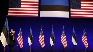 Обама оправдал ожидания балтийских стран