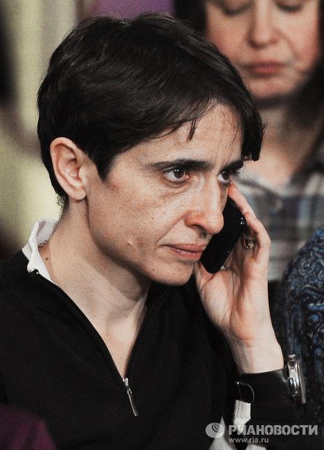 Мария Гессен