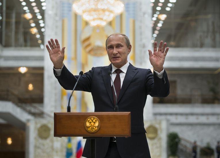 Гроссмейстеры Зазеркалья. Россия И Мировая Геополитика