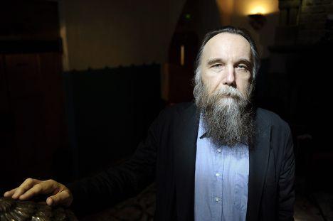 Лидер «Международного Евразийского движения» Александр Дугин