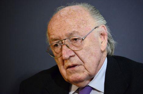 Бывший посол Польши в СССР и России Станислав Чосек