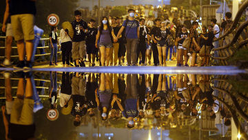 Крах «Occupy Central»