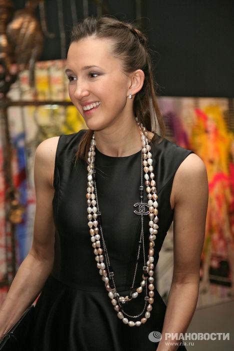 Мария Байбакова