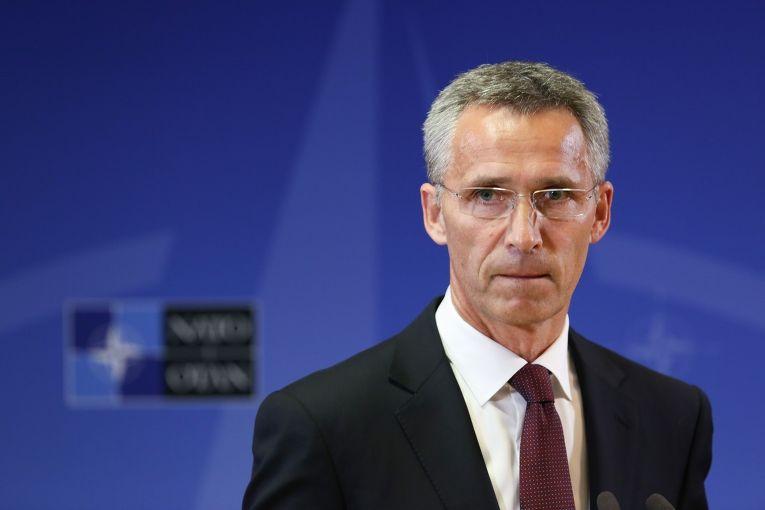 Новый генеральный секретарь НАТО Йенс Столтенберг