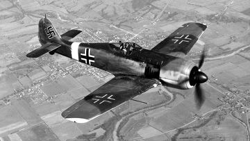 Истребители-камикадзе Гитлера