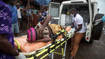 Лихорадка Эбола: отчаянный поиск выхода