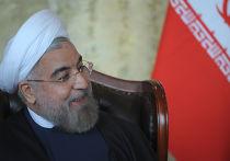 Президент Исламской Республики Иран Хасан Рухани