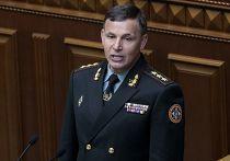 Бывший министр обороны Украины Валерий Гелетей