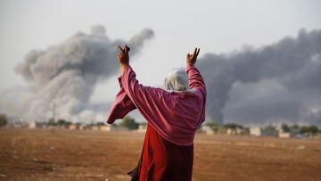 Пешмерга — курдские героини