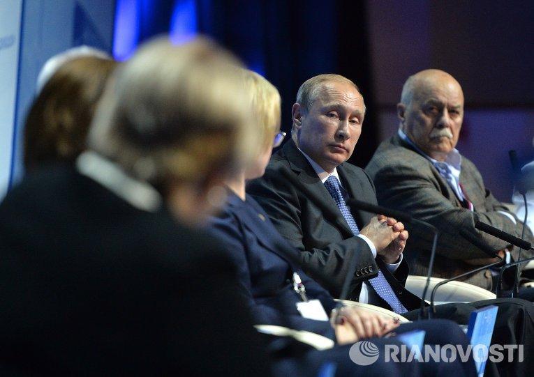 Рабочая поездка Владимира Путина в Приволжский федеральный округ