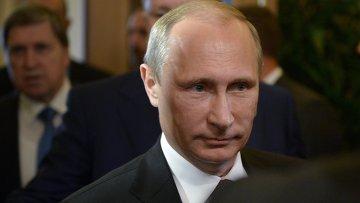 Путин: ЦБР не будет «бездумно палить» свои резервы ради рубля