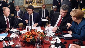 Восстановлением Украины должен заняться ЕС