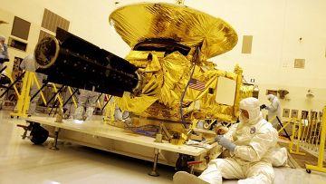 Куда направится зонд после Плутона?