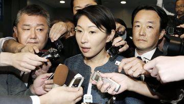 Борьба в японском парламенте