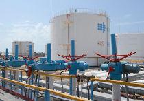 Нефтеперекачивающая станция «Актау»