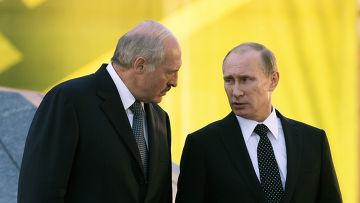 Роль Лукашенко в планах Путина