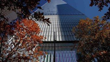 В Нью-Йорке вновь открылся Всемирный торговый центр