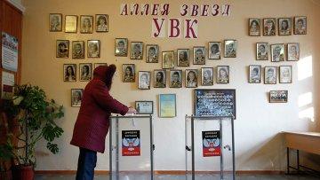 Ополченцы отдаляются от Украины