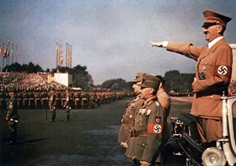 the abilities of adolf hitler to corrupt the minds of the germans during world war ii