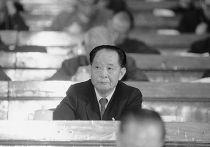 Бывший генеральный секретарь КПК Ху Яобан