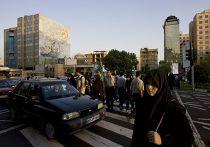 Улица в Тегеране