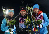 Вита Семеренко (Украина), Анастасия Кузьмина (Словакия) и Ольга Вилухина (Россия)