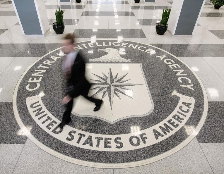 Штаб-квартира ЦРУ