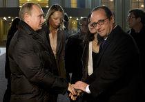 Визит Франсуа Олланда в Москву