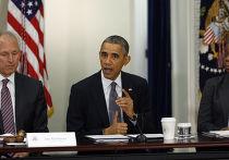 Барак Обама говорит о возможности введения дополнительных санкций против России