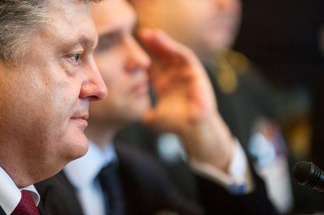 Визит Петра Порошенко в Польшу