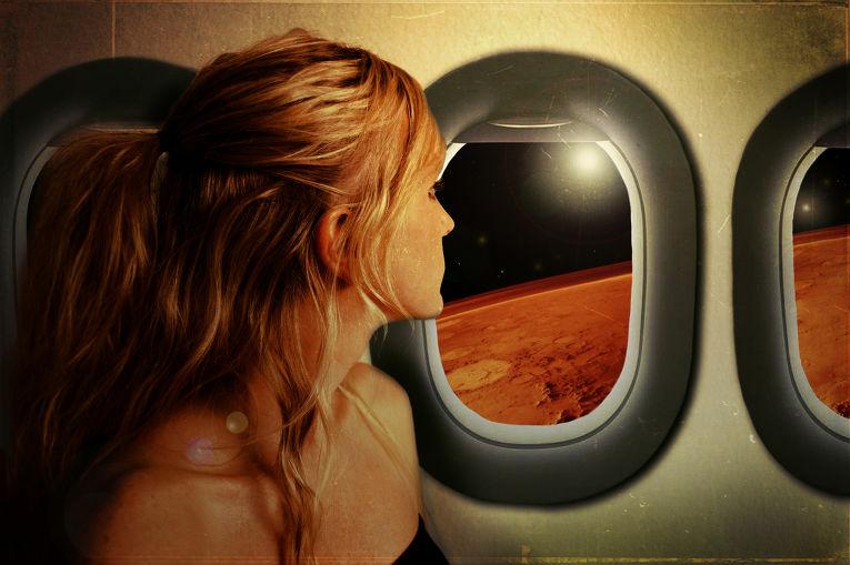 Посадка на Марс