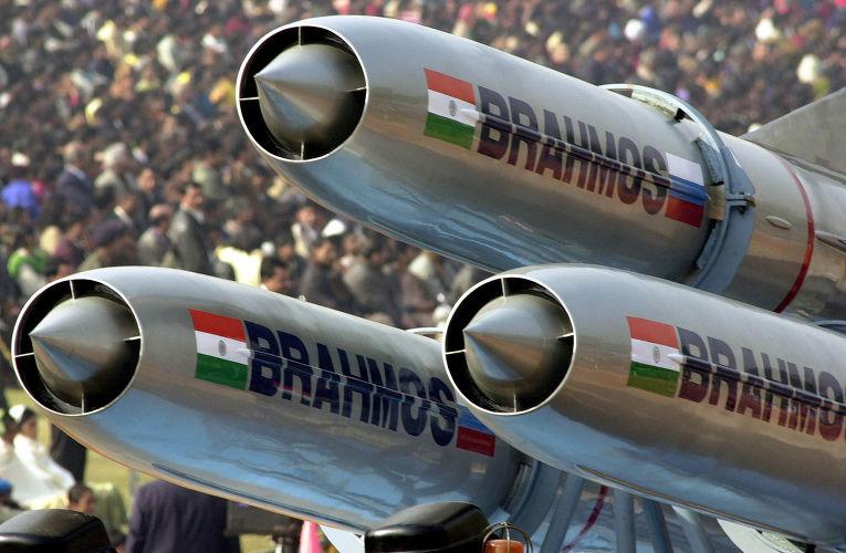 Противокорабельные ракеты BrahMos
