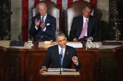 Послание Барака Обамы о положении в стране