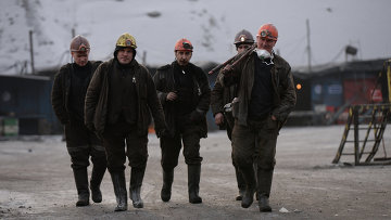 Голодный шахтер — позор Украины!