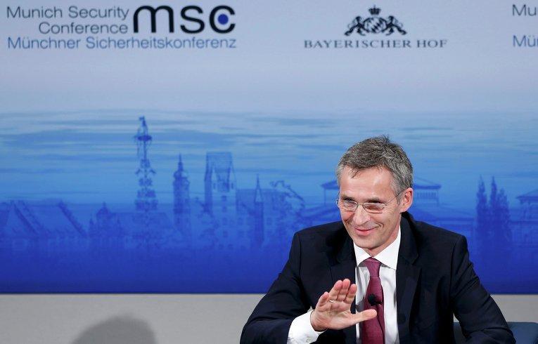 Сотрудничество Швеции с НАТО должно стать еще теснее