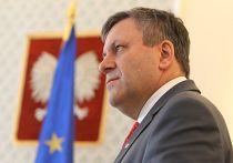 Вице-премьер и министр экономики Польши Януш Пехочиньский