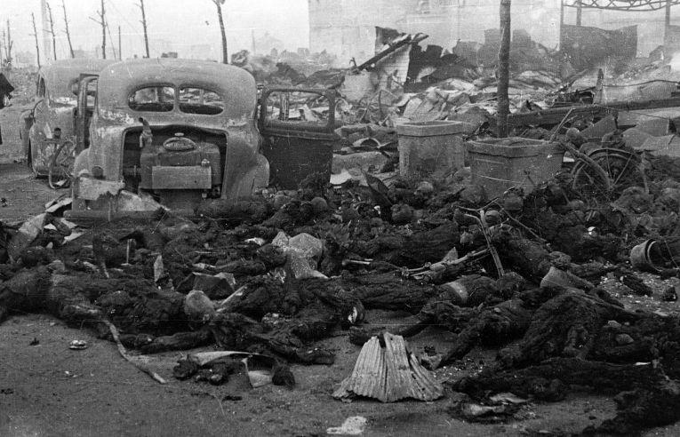 Бомбардировка Токио 9–10 марта 1945 года