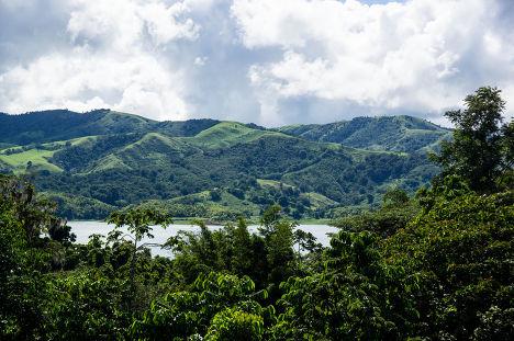 Пейзаж Коста-Рики