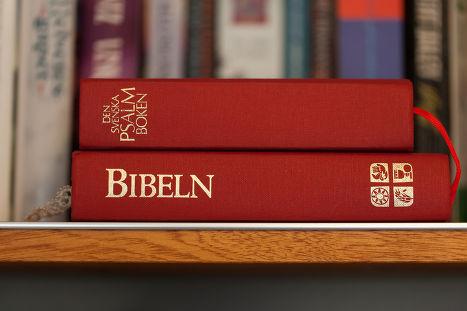 Библия на шведском языке