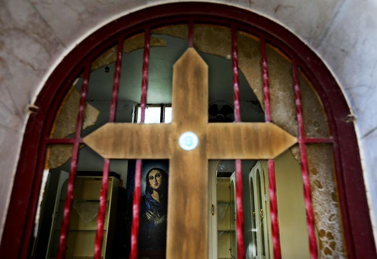 Армянская церковь в провинции Идлиб, Сирия