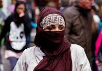 Мусульманка в Кентербери