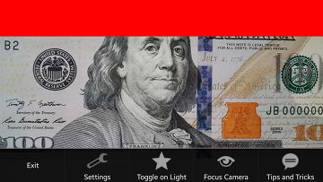 Приложение Blind-Droid Wallet для Android