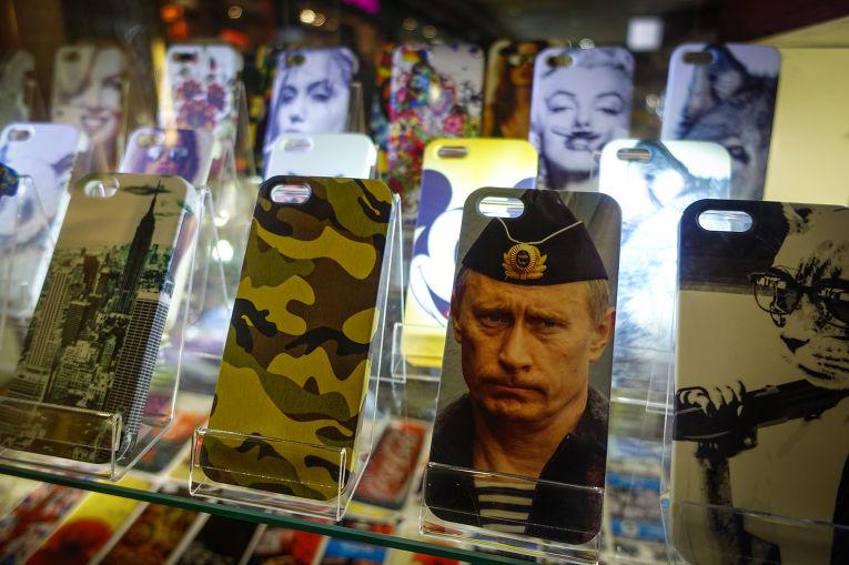 Чехлы для iPhone в московском магазине