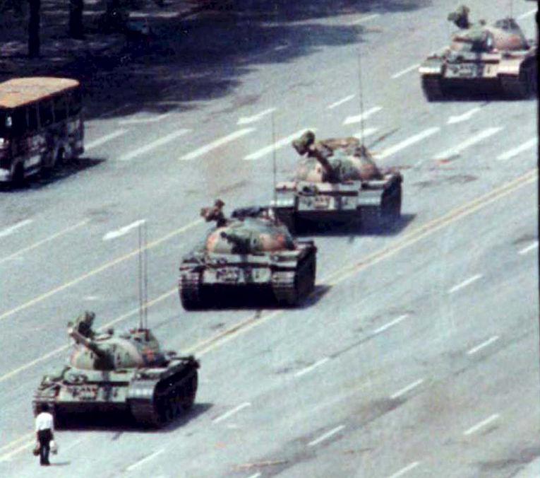 Протесты на площади Тяньаньмэнь