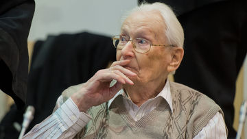 Жизнь охранника Освенцима