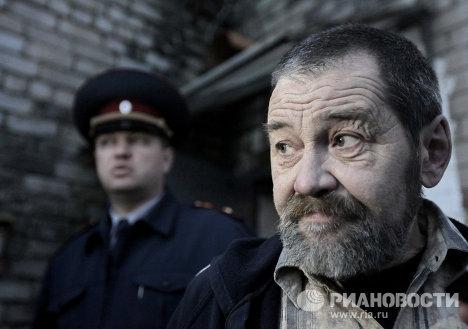 Помилованный президентом России С. Мохнаткин вышел на свободу