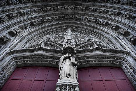 Кафедральный собор Святых Петра и Павла в Нанте